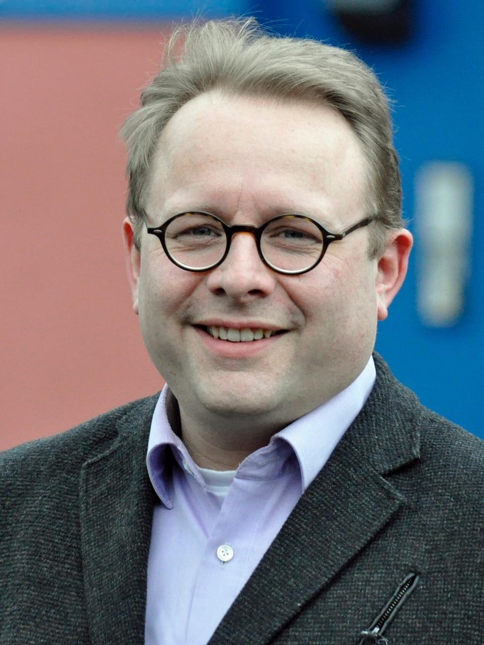 Herr Pastoralreferent Lars Lindemann