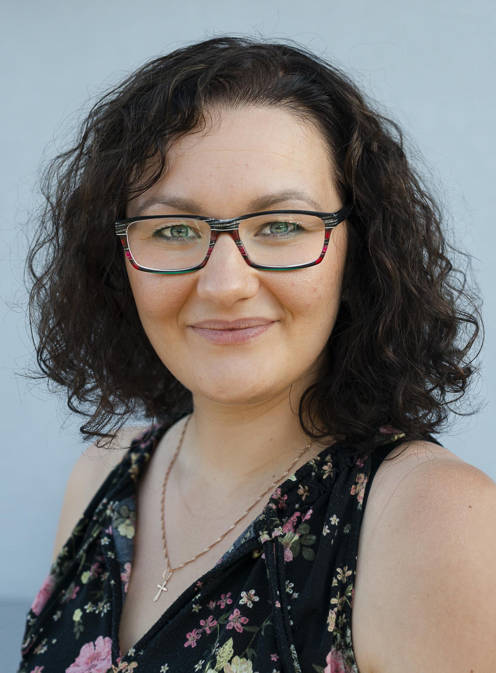 Frau Gemeindediakonin Elvira Leskowitsch